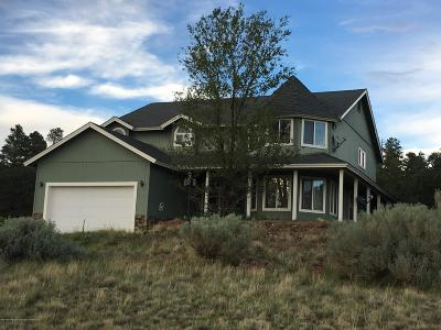 Flagstaff Single Family Home For Sale: 8775 Arroyo Trail