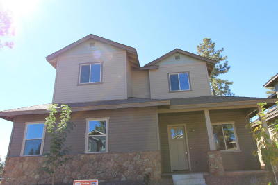 Flagstaff Single Family Home For Sale: 2713 W Jaclyn Drive