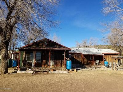 Flagstaff Single Family Home For Sale: 9655 Carl Road