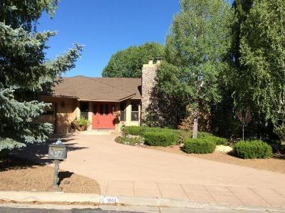 Flagstaff Single Family Home For Sale: 1861 N Edgewood Street