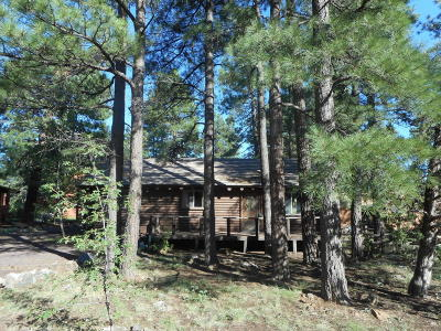 Coconino County Single Family Home For Sale: 885 Caribou Road
