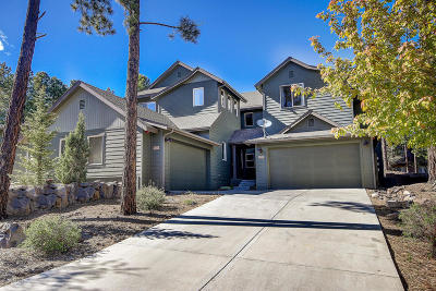Flagstaff Condo/Townhouse For Sale: 4754 W Braided Rein