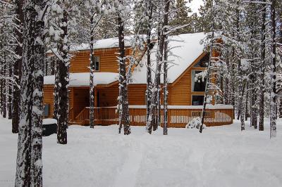 Williams Single Family Home For Sale: 7835 E Knighthood Lane
