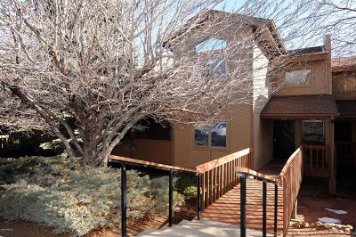 Flagstaff Condo/Townhouse For Sale: 2831 N Walnut Hills Drive #13