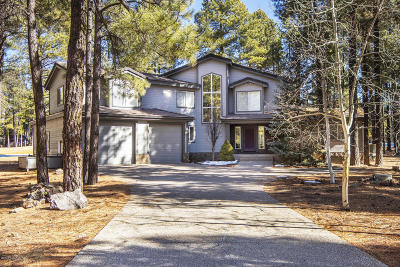 Flagstaff Single Family Home For Sale: 6220 Griffiths Spring