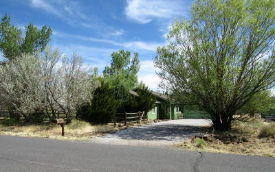Flagstaff Single Family Home For Sale: 7403 Tradition Road