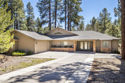 Flagstaff AZ Single Family Home For Sale: $599,000