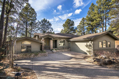 Coconino County Single Family Home For Sale: 2320 Link Smith #636