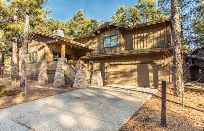 Coconino County Single Family Home For Sale: 2267 Link Smith