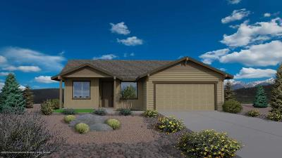 Bellemont Single Family Home For Sale: Plan 1529 Flagstaff Meadows
