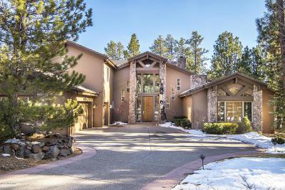 Flagstaff Single Family Home For Sale: 2143 Amiel Whipple #394
