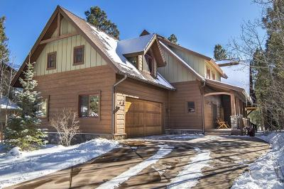 Flagstaff Single Family Home For Sale: 4555 W Braided Rein