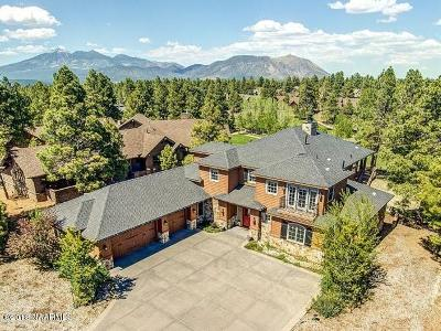 Coconino County Single Family Home For Sale: 3299 S Tehama Circle