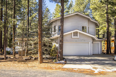 Flagstaff Single Family Home For Sale: 2271 Tom McMillan