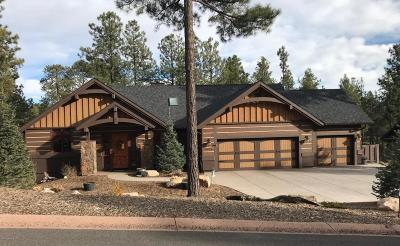 Flagstaff Single Family Home For Sale: 2424 S Hollyhill Court