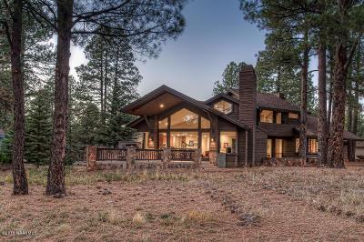 Flagstaff Single Family Home For Sale: 2475 Eva Circle Circle