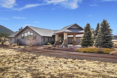 Flagstaff Single Family Home For Sale: 6896 Keenan Way