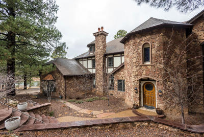 Coconino County Single Family Home For Sale: 651 N Sky View Street