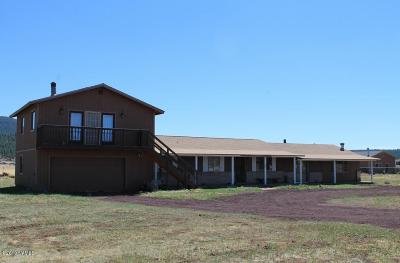Flagstaff Single Family Home For Sale: 7765 W Bridle Trail