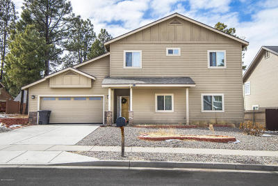 Flagstaff Single Family Home For Sale: 4166 S Orchard Lake Drive