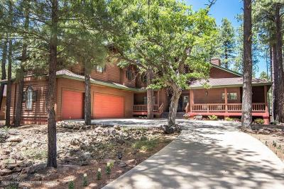 Coconino County Single Family Home For Sale: 4430 Griffiths Road
