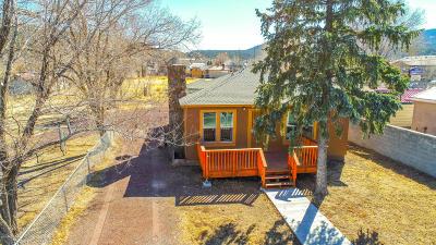 Williams Single Family Home For Sale: 139 W Edison Avenue