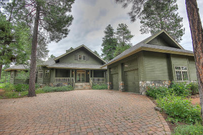Flagstaff Single Family Home For Sale: 1369 Karl Mangum