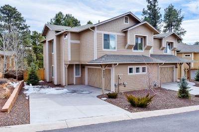 Coconino County Condo/Townhouse For Sale: 1160 N Flowing Springs Trail