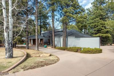 Flagstaff Single Family Home For Sale: 740 Inland Shores Drive