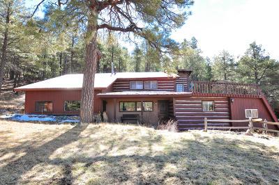 Coconino County Single Family Home For Sale: 4263 S Crimson Road