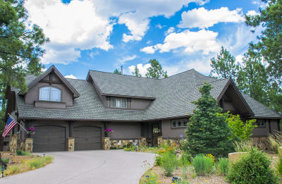 Coconino County Single Family Home For Sale: 3305 S Tourmaline Drive