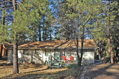 Coconino County Single Family Home For Sale: 3018 Shonto Trail