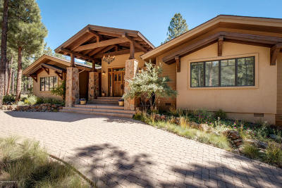 Coconino County Single Family Home For Sale: 2911 N Boldt Drive