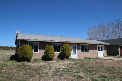 Williams Single Family Home For Sale: 1022 W Morse Avenue