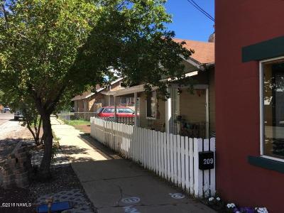 Multi Family Home For Sale: 207/209 W Benton