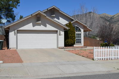 Coconino County Single Family Home For Sale: 2441 N Brians Way Way