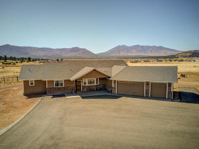 Flagstaff Single Family Home For Sale: 8150 Stardust Trl Trail