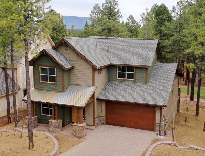 Flagstaff Single Family Home For Sale: 4260 S Lariat Loop