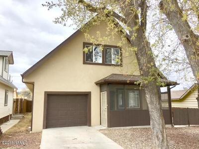 Williams Single Family Home For Sale: 214 S Slagel Street