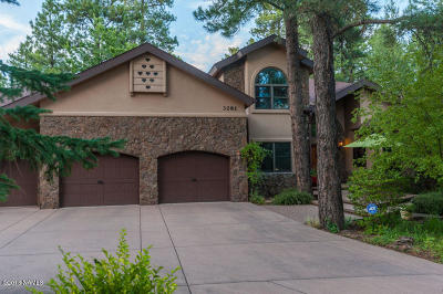 Coconino County Single Family Home For Sale: 3281 S Little Drive