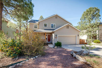 Single Family Home For Sale: 3867 S Box Canyon Trail