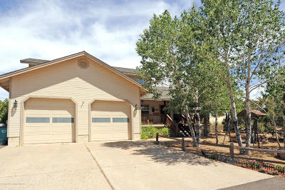 Flagstaff Single Family Home For Sale: 8625 Slayton Ranch Road