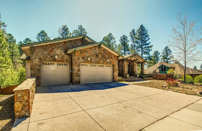 Flagstaff Single Family Home For Sale: 1094 N Conifer Road