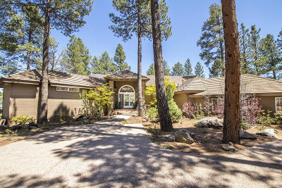 Coconino County Single Family Home For Sale: 2685 Lindberg Spring