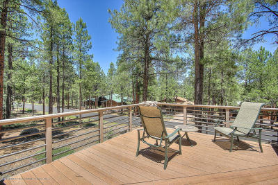 Coconino County Single Family Home For Sale: 5757 Griffiths Spring