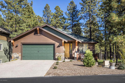 Flagstaff Single Family Home For Sale: 3485 W Strawberry Roan