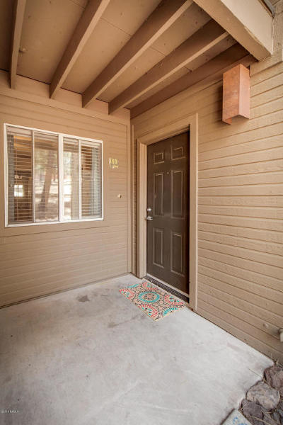 Flagstaff Condo/Townhouse Pending - Take Backup: 1385 W University Avenue #8-163