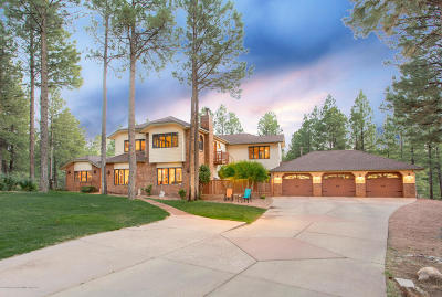 Flagstaff Single Family Home For Sale: 1200 N La Costa Lane