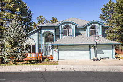 Flagstaff Single Family Home For Sale: 1700 N Falcon Road