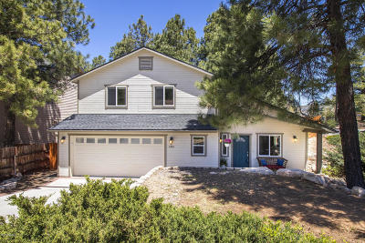 Single Family Home For Sale: 3800 S Wagon Trail